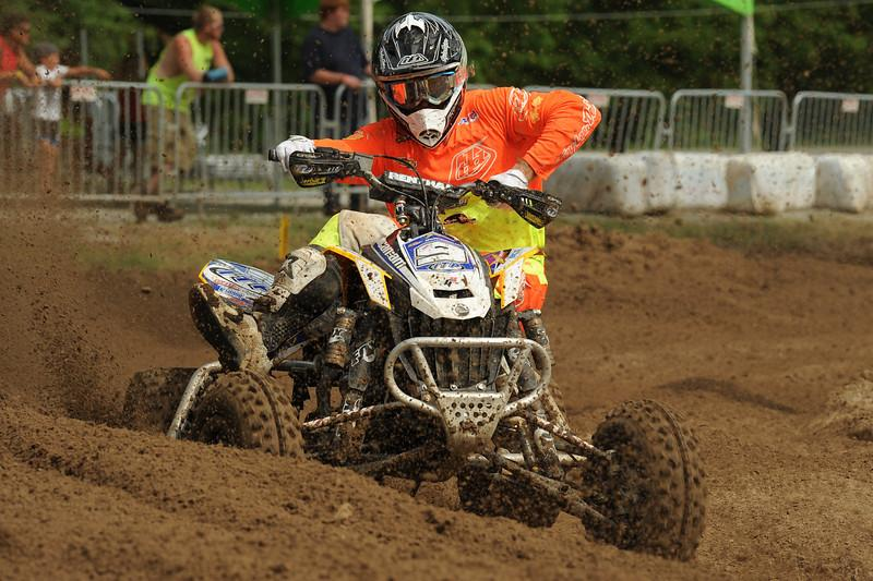 Creamer took the ATVRiders.com Fastest Qualifier Award.