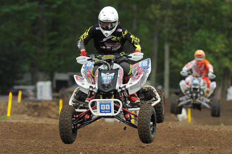 Hetr.ick took his second consecutive Third Place finish of 2013 at Loretta Lynn's