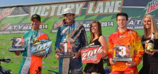 Wienen Wins Season Opener at Aonia Pass MX
