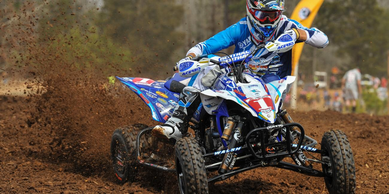 Mtn. Dew ATV MX Set to Heat Up Muddy Creek This Weekend ...