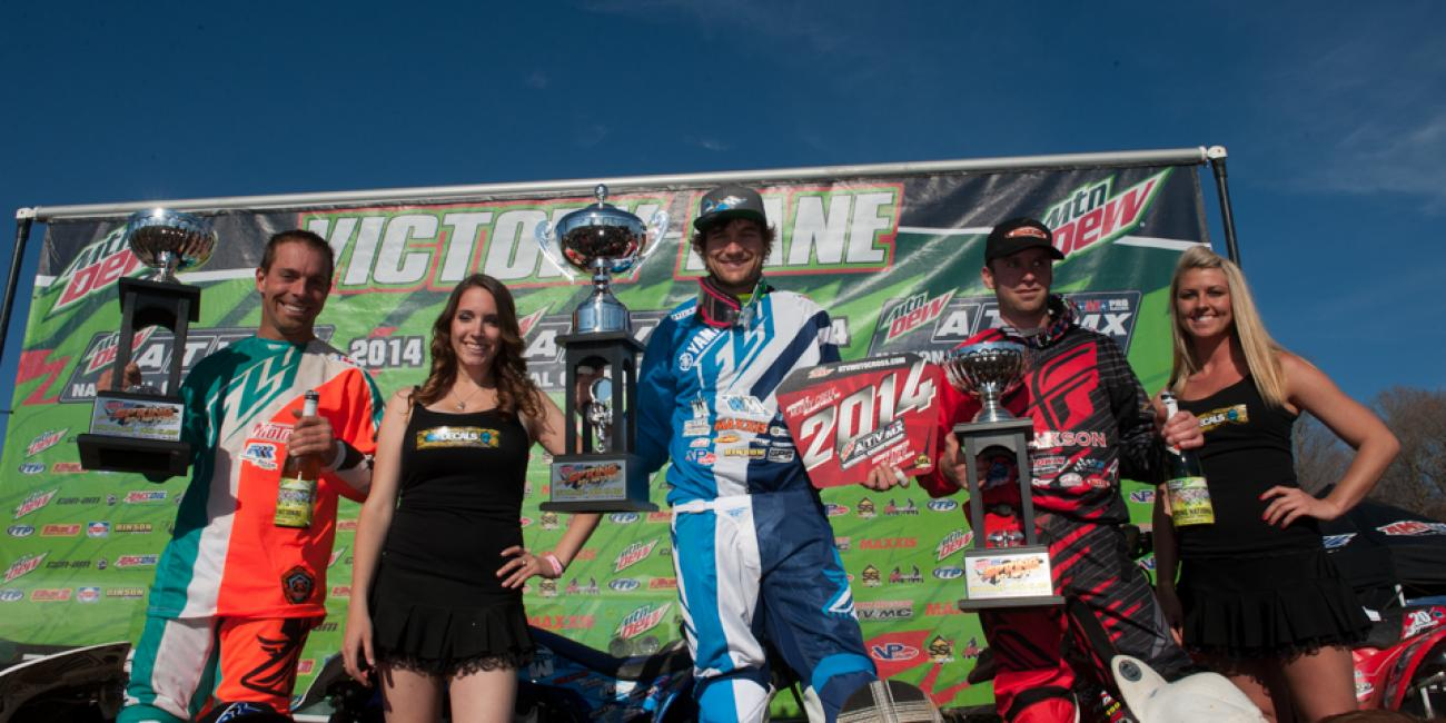 Wienen Emerges Victorious at Muddy Creek