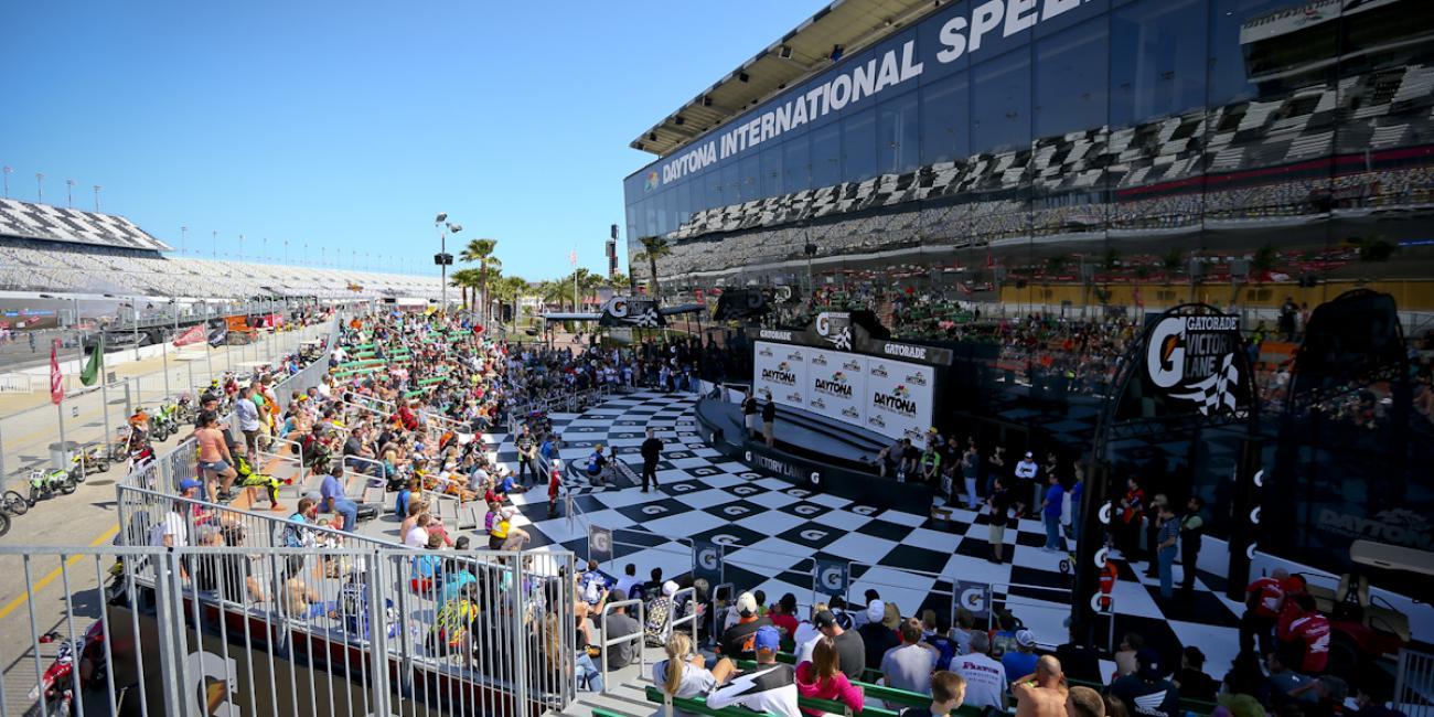 ATVMX Announces Historic Stop at Daytona International Speedway
