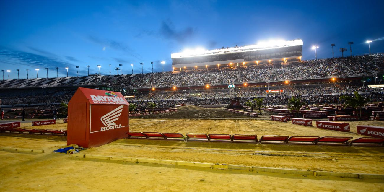 FLY Racing Named Title Sponsor of Inaugural ATVSX Round at Daytona International Speedway