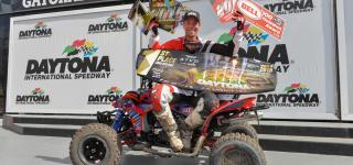John Natalie Grabs Historic Win at Inaugural FLY Racing ATV Supercross at Daytona
