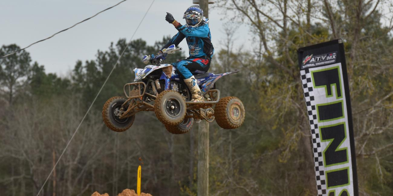 Defending Champion Chad Wienen Wins First Race of 2015 at Echeconnee MX