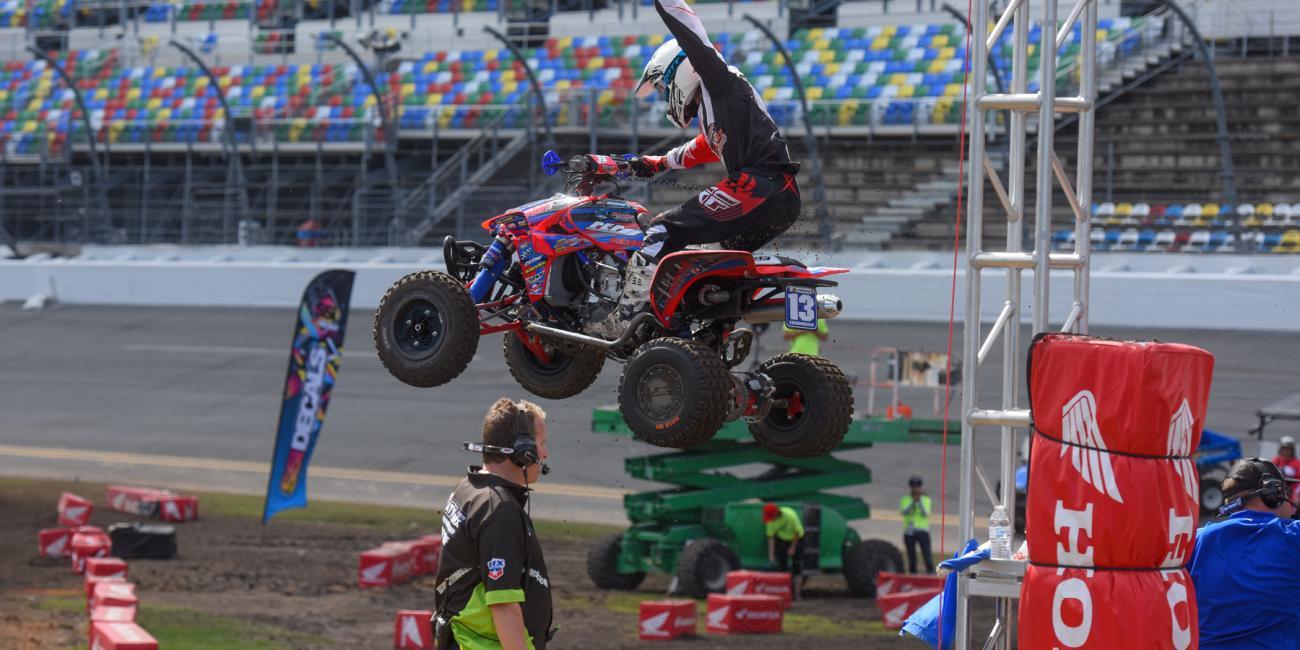 Daytona ATV Supercross: Full Pro Main Event