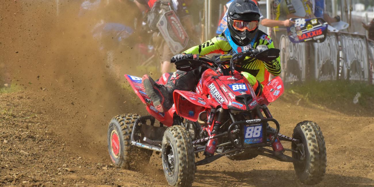 Mtn. Dew ATV Motocross Championship Results: High Point Raceway