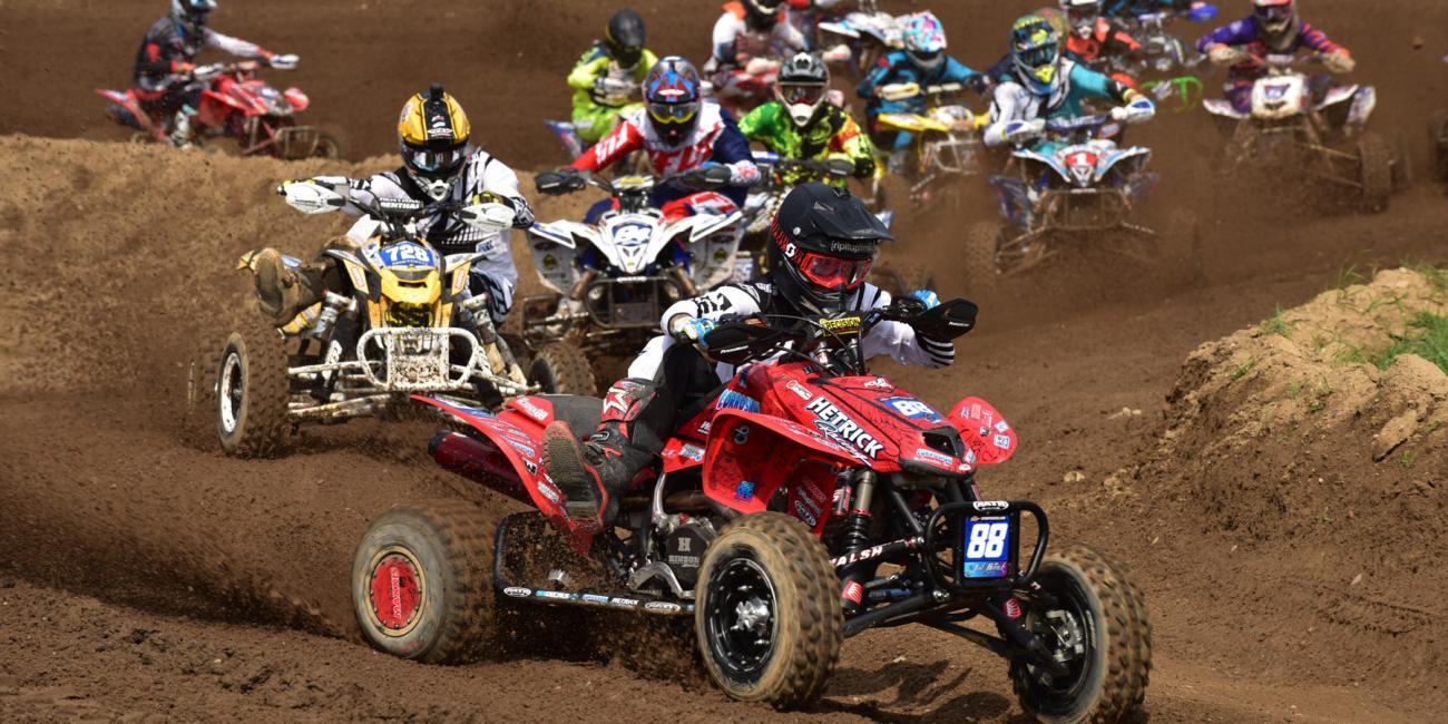 Mtn. Dew ATV Motocross Championship Results: RedBud