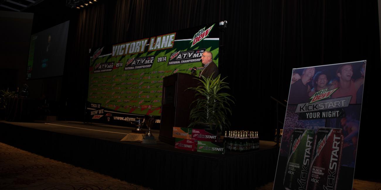 Mtn. Dew ATV Motocross National Championship Announces 2015 Award Banquet