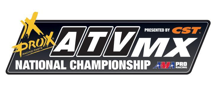 Atv racing logo