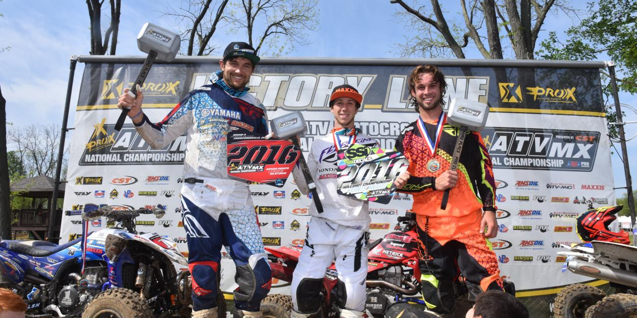 Hetrick Makes It Two-In-A-Row with Ironman National Win