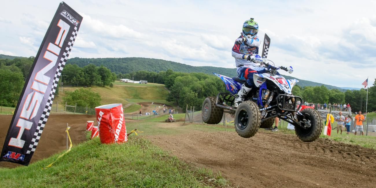 Chad Wienen Edges Out Competition to Earn Unadilla ATV National Overall Win