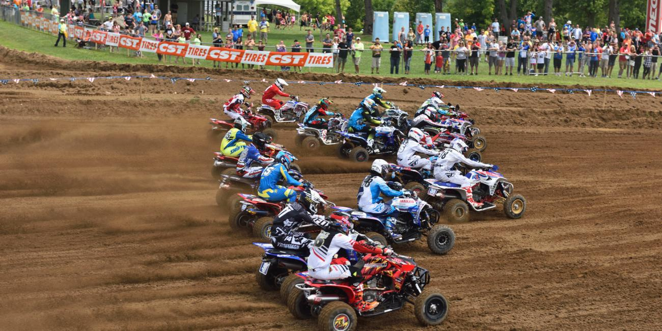 Hetrick Rises to the Occasion at RedBud ATVMX National