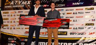 Congratulations to 2016 ProX ATV Motocross Specialty Award Winners