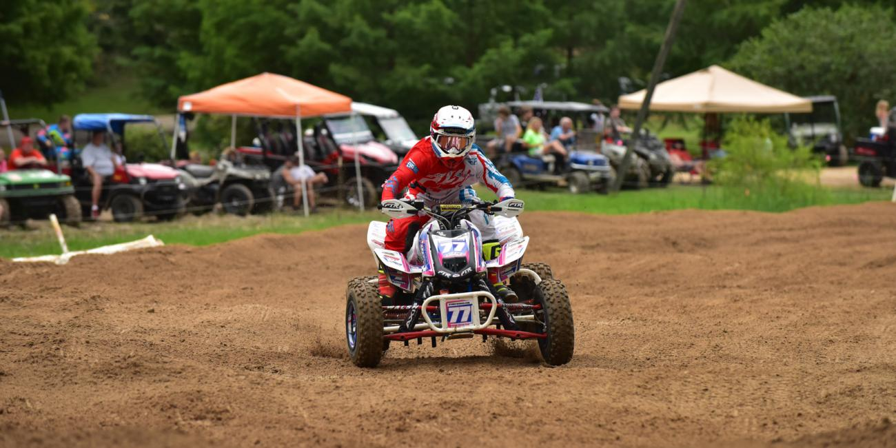 Nick Moser Announces Retirement from AMA Pro ATV National Series