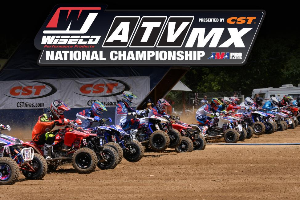 Wiseco is the world leader in the manufacturing of hi-performance, forged pistons and today establishes their support for America's premier ATV racing series.