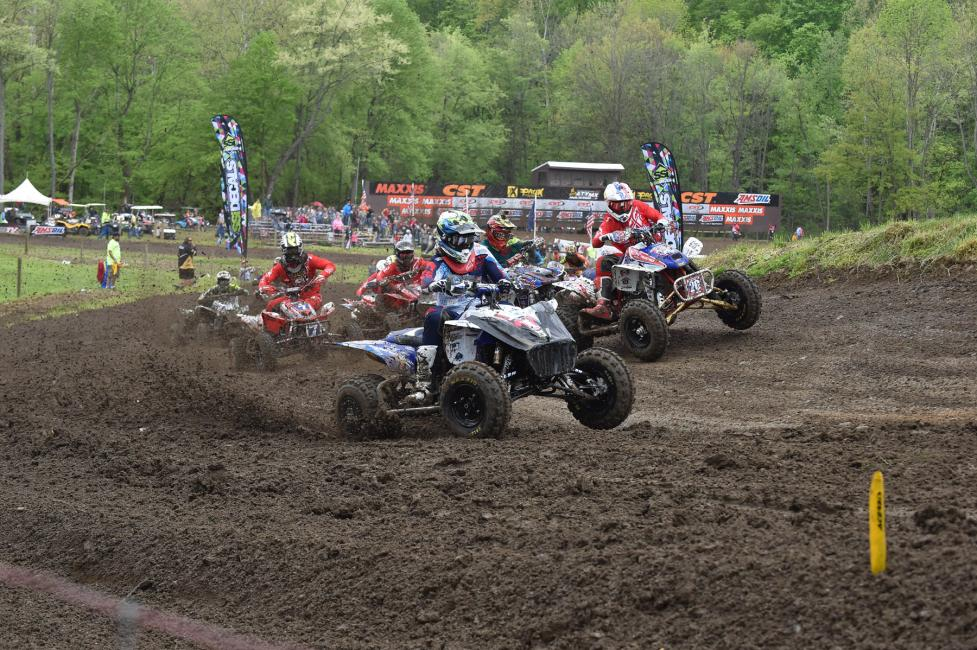 It's only a matter of time until the first ATVMX
