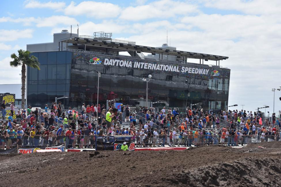 Whose ready for FLY Racing ATV Supercross at Daytona International Speedway!?