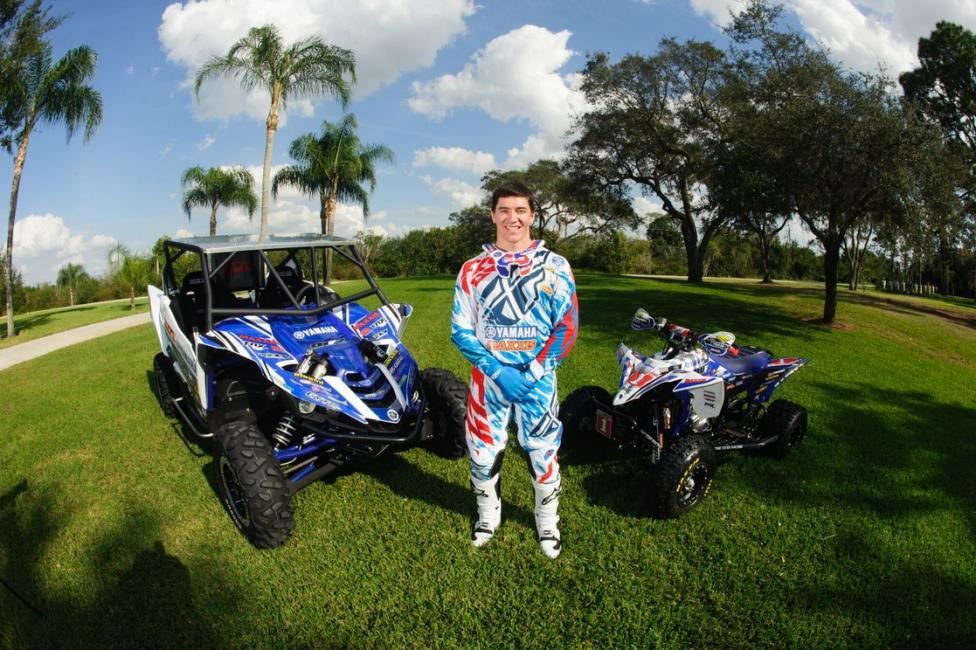 Walker Fowler will look to earn his third straight championship in XC1 Pro ATV racing, while also contending in the XC1 Pro UTV class.