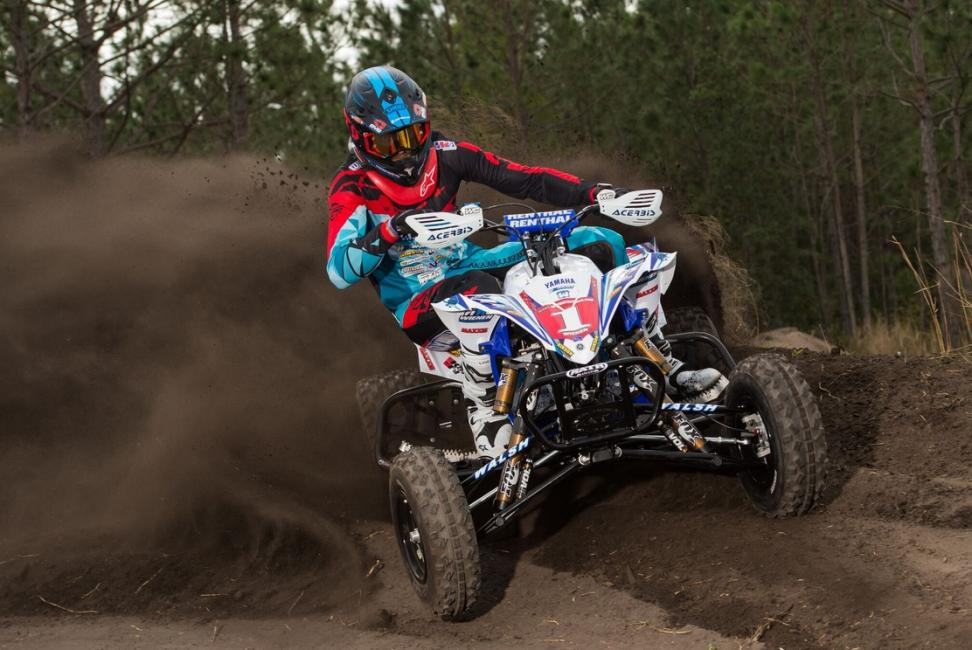Chad Wienen will be looking to earn his sixth straight championship in ATVMX