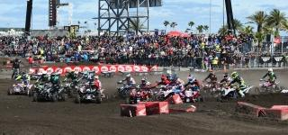 Chad Wienen Emerges Victorious at the  Third Annual FLY Racing ATV Supercross