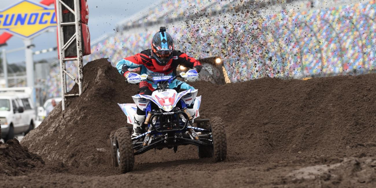 Chad Wienen Looks to Extend Points Lead As Wiseco ATV Motocross National Championship Travels to Underground MX Park