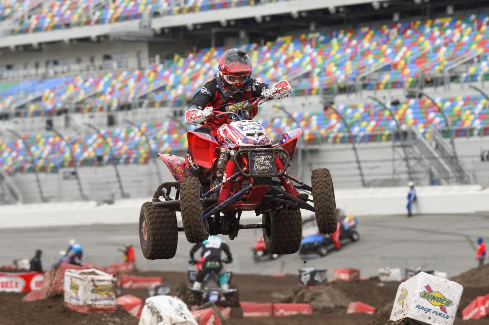 Nick Gennusa's results from the ATVSX prove that he will be a top podium contender throughout the season.