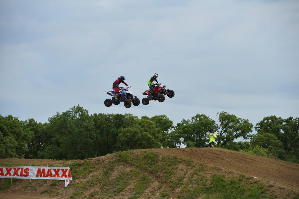 The battles between Chad Wienen and Joel Hetrick show no sign of slowing down as the ATVMX series moves to Alabama.
