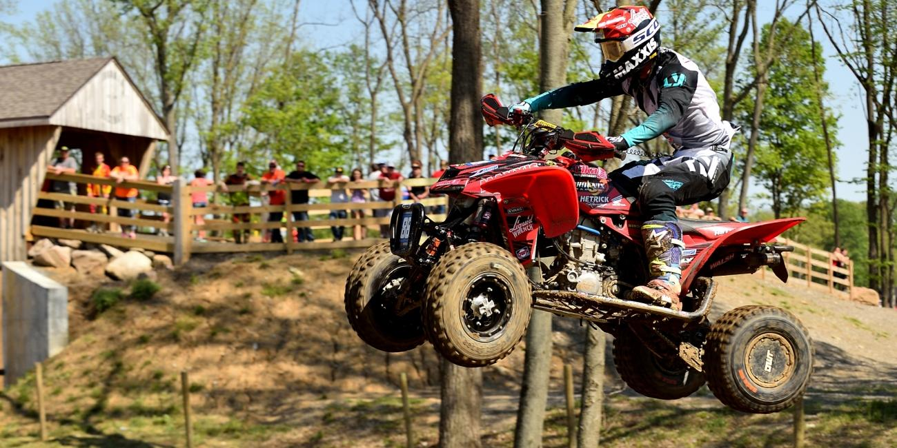 Joel Hetrick Takes Ironman ATVMX National Win