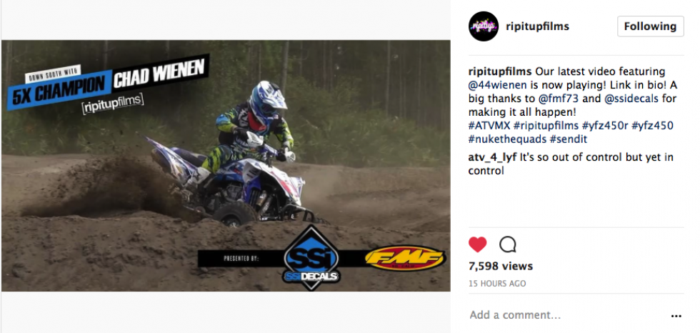 Check in with Chad Wienen on RipitupFilms latest video with Chad Wienen.