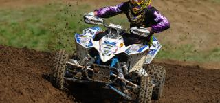 Silas Lamons moves to Pro class for ATV Motocross Nationals