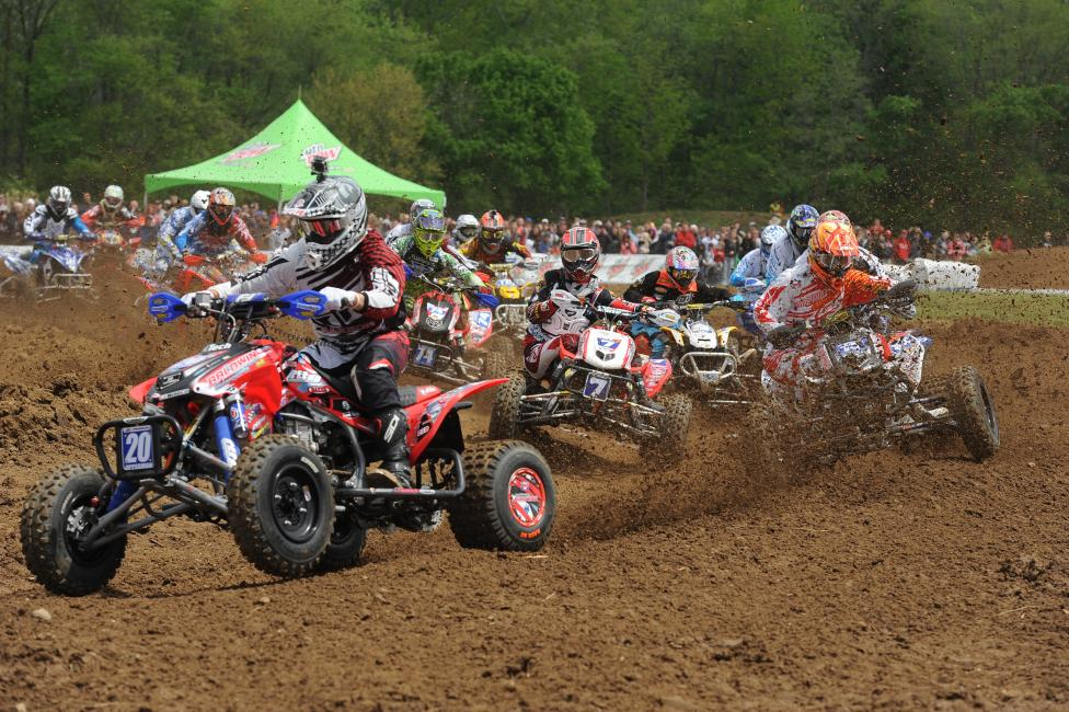 Whose ready for the 2014 Mtn. Dew AMA ATV Motocross National Championship?