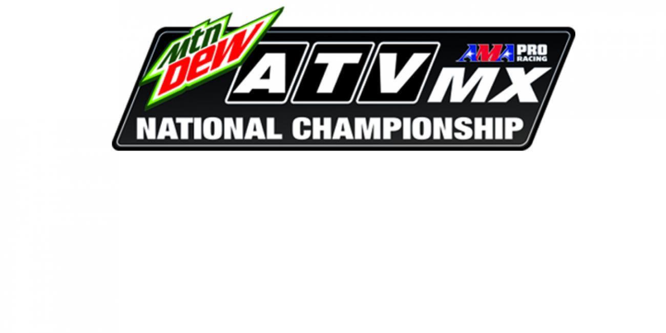 mountain dew returns as title sponsor of 2014 atv motocross