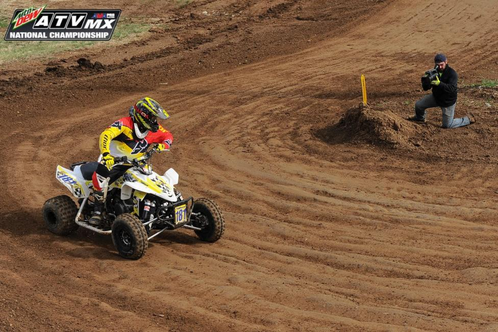The break is almost over, soon the ATVs will take over High Point Raceway in Mt. Morris, PA