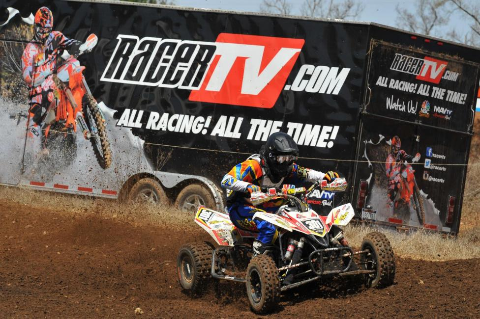 The race action is almost back, the ATV Stampede at High Point takes off on May 17th