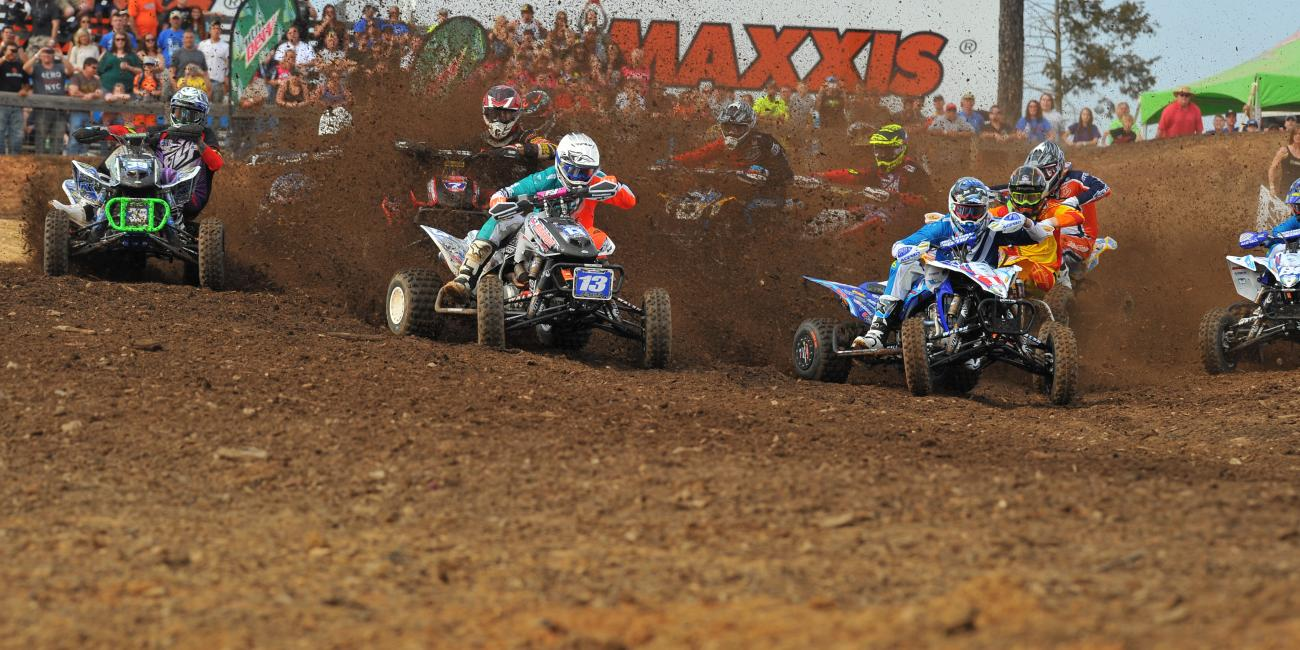 Racertv Presents Live Broadcast Of Maxxis Atv Stampede