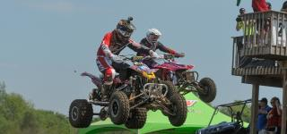 ATVMX Makes Inaugural Visit at Briarcliff MX
