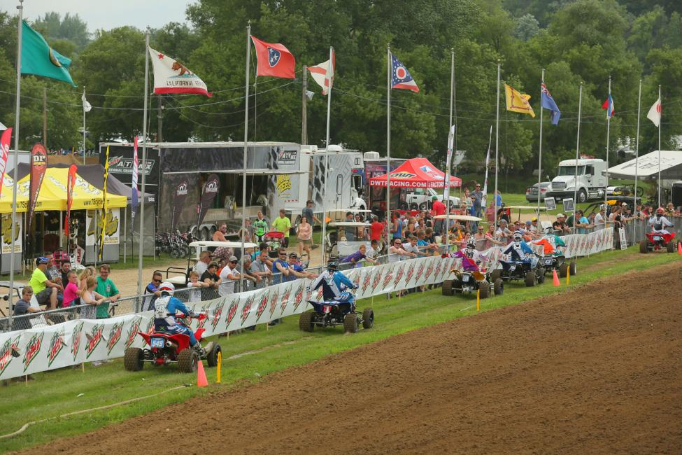ATVMX returned to Millville, Minn. for round 6 of the Mtn. Dew ATV Motocross National Championship Series