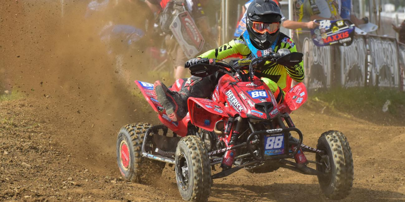 mtn dew atv motocross championship results high point