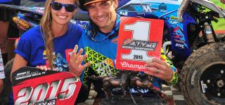 Mtn. Dew ATV Motocross Championship Results: Wienen Wins Fourth Title at Loretta Lynn's