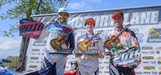 Hetrick Claims First Win of the Season at Muddy Creek National