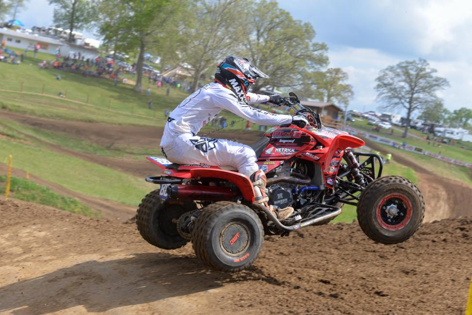 Joel Hetrick added another Muddy Creek National win to his resume.Photo: Ken Hill