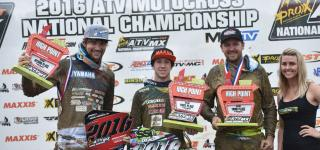 Hetrick Wins ATV Stampede at High Point Raceway