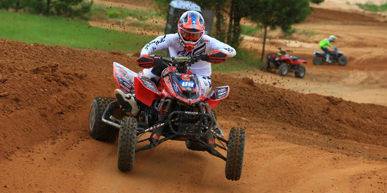 Hetrick Earns His Fourth Consecutive Win at Inaugural Monster Mountain ATVMX National