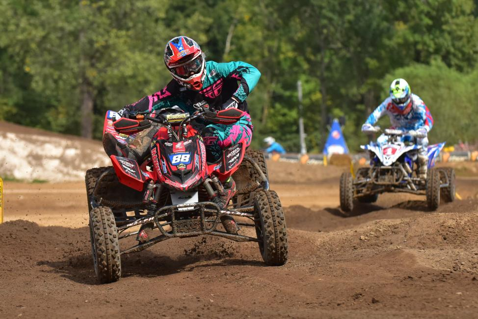 Joel Hetrick and Chad Wienen remain the two front runners as the seriesmoves into the twelth and final round.Photo: Ken Hill