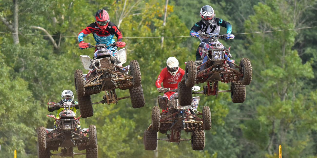 Hetrick Dominates ATV Dirt Days at Loretta Lynn Ranch
