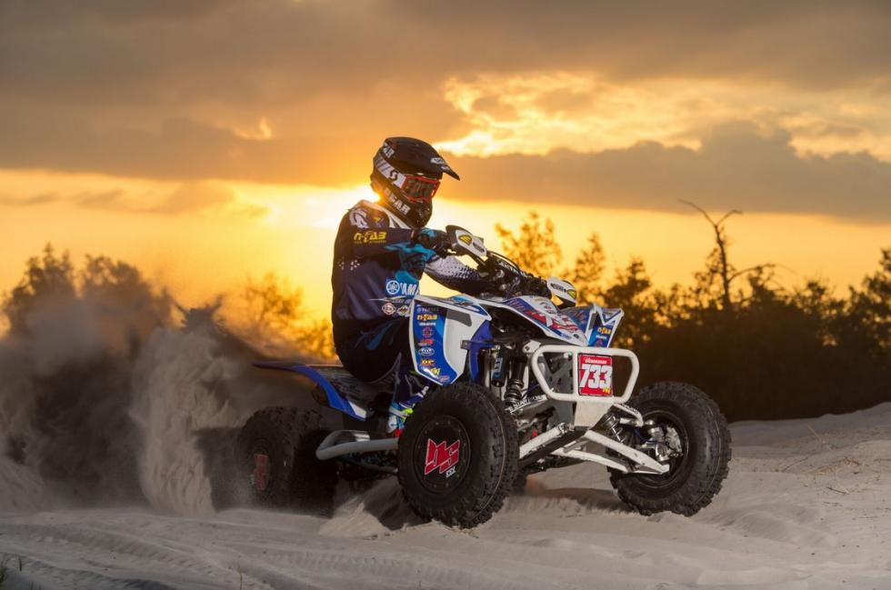 Cole Richardson will be racing the GNCC Series in XC1 Pro.