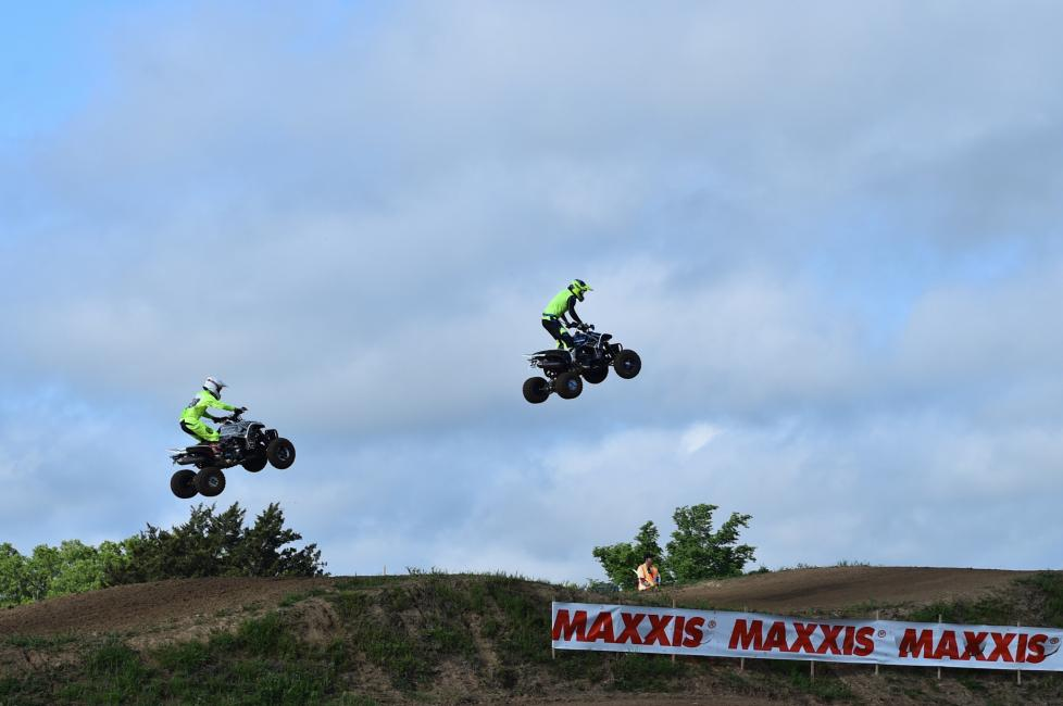 Underground MX had some great high flying action!