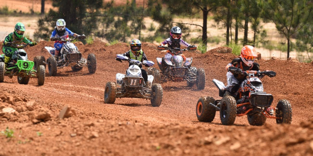 Site Lap: Southern ATVMX Highlights