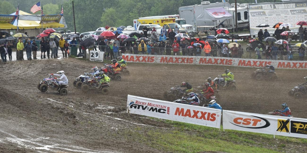 Competition Bulletin 2017-4: High Point ATVMX National Canceled